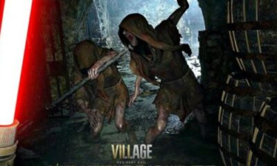 LZ Answerer (lightsaber) in Resident Evil 8 Village: how to get it and change color