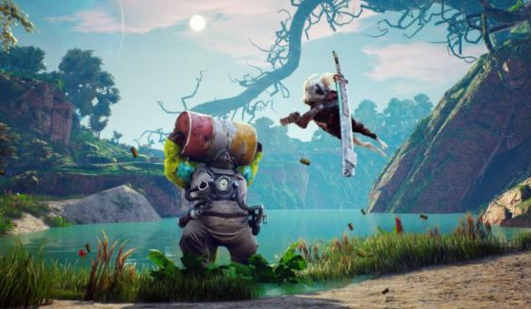 Location of the 23 secondary characters of Biomutant: where is each of them