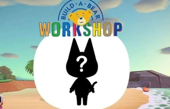 Raymond Makes Sense For The Third Animal Crossing Plush created By Build-A-Bear