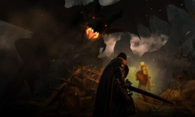 Dragon's Dogma 2 is in development and is based on the RE Engine