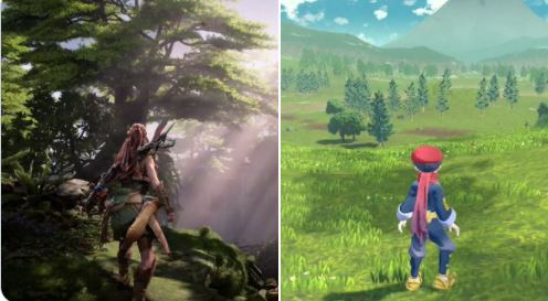pokemon legends arceus and horizons forbidden