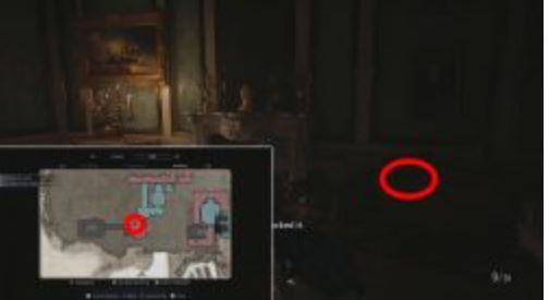 Silver ring in Resident Evil village