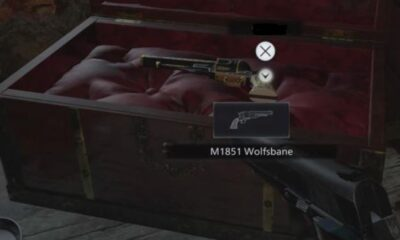 Where to find the M1851 Wolfsbane magnum in Resident Evil 8 Village