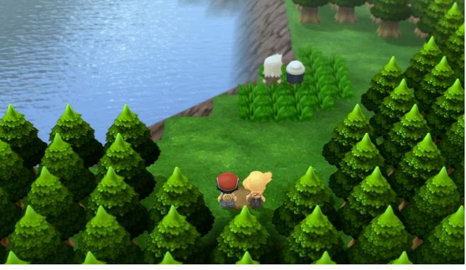 pokemon diamod brilliant