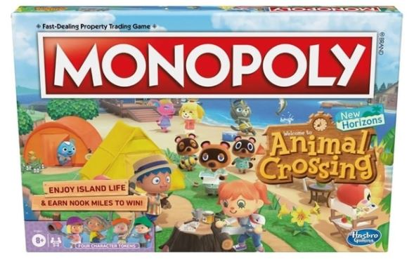 First details and official images of Animal Crossing: New Horizons Monopoly: mechanics, price and more