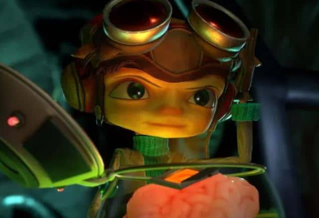 Microsoft's acquisition helped in the development of Psychonauts 2