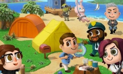 Official Free Guy movie posters recreate Animal Crossing: New Horizons and other video games