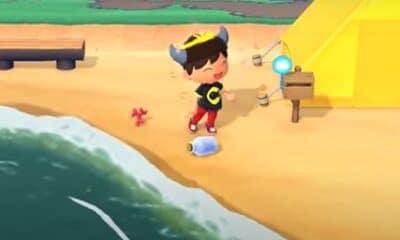 The new update of Animal Crossing: New Horizons broke Harv's Island