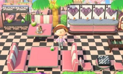 This is the island of BLACKPINK, one of the best K-pop groups of today, in Animal Crossing: New Horizons