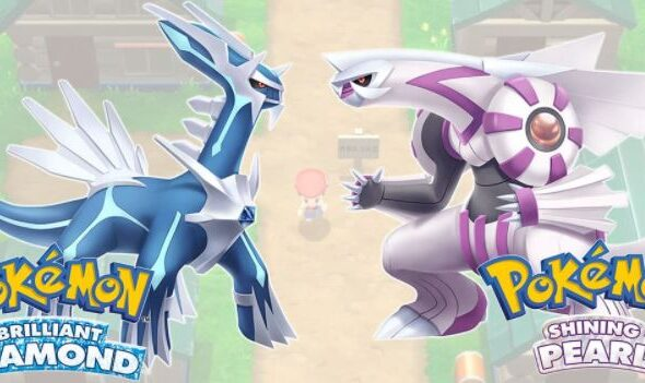 Price difference between Brilliant Diamond and Shining Pearl generates all kinds of theories among Pokémon fans