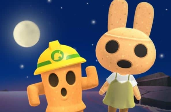 New clue targeting gyroids found in Animal Crossing: New Horizons