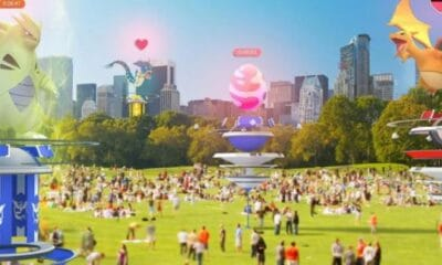 How to double the range of Gyms in Pokémon GO so you can access them from further away