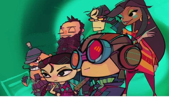 Psychonauts 2 Review - A Game That Revels in Everything That It Is