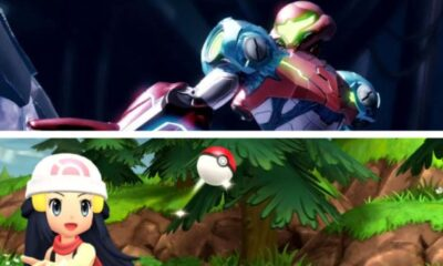 Metroid Dread is beating Pokémon Brilliant Diamond and Shining Pearl in Nintendo Switch pre-orders