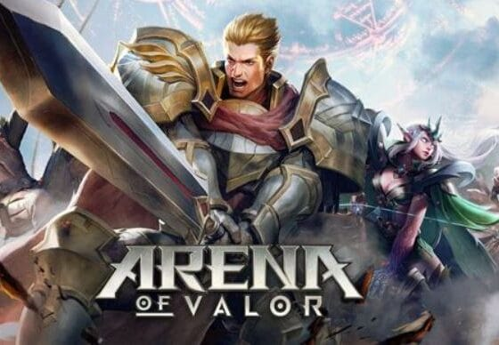 5 Games like Arena of Valor