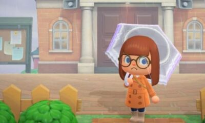 Dataminers have found changes to the weather in Animal Crossing: New Horizons