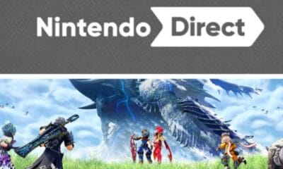 Monolith Soft website may have leaked the date of the next Nintendo Direct