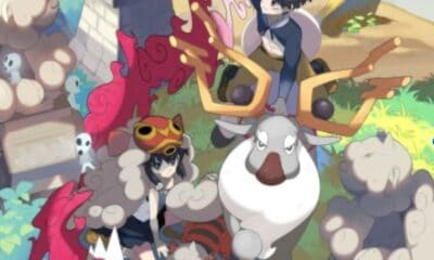 Pokémon Legends: Arceus in pure Ghibli style: This is what the game would look like if it were designed by the popular anime studio