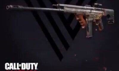 How to unlock the Rat-A-Tat weapon project in Call of Duty Vanguard and Warzone