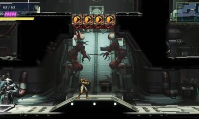 Acceleration in Metroid Dread and how to complete it 100%