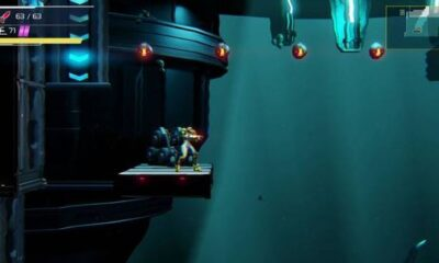 Burenia in Metroid Dread and how to complete it 100%