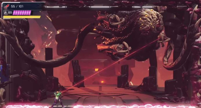 Metroid Dread: How to defeat Experiment Z-57