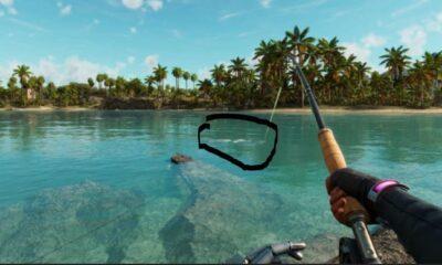 Far Cry 6: Find all fish & sharks - unlock fishing & fishing hut
