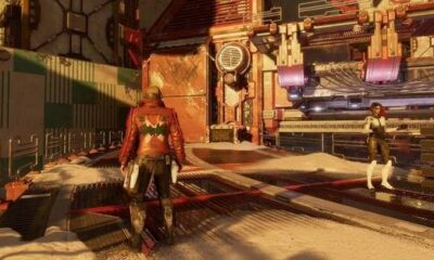 Peter Quill outfits and how to get them in Marvel's Guardians of the Galaxy