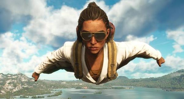 Far Cry 6: How to get the wingsuit to fly through the skies